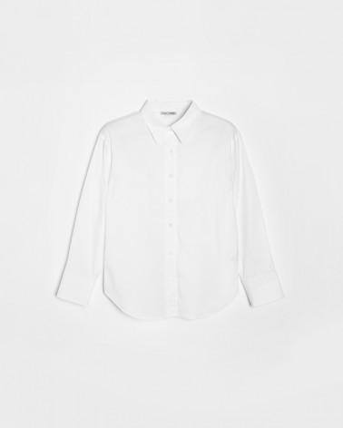 Сорочка Basic від FASHIONISTA білий